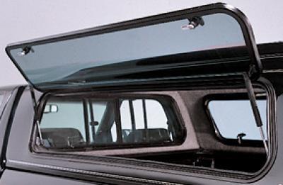 Porte de côté en vitre Idéale pour avoir accès au contenue de votre véhicule par le côté Disponible pour 100R, <a href=